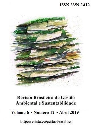 Cover, RBGAS, v. 6, n. 12